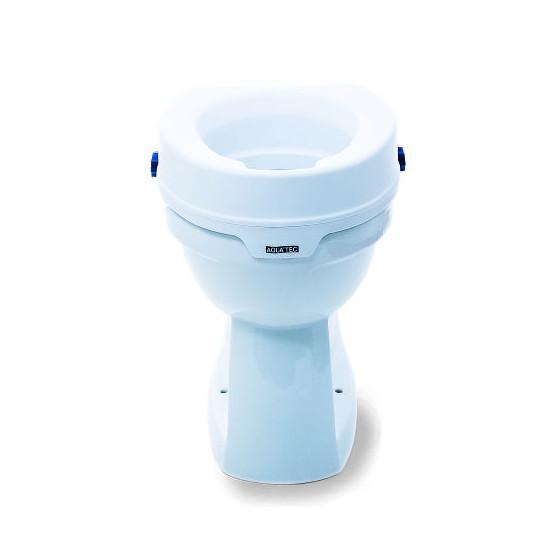 Toilettensitzerhöhung, ohne Deckel, Aquatec, Invacare, rialzo per wc, senza coperchio