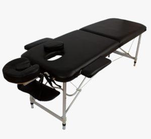 Koffermassageliege, lettino da massaggio portatile