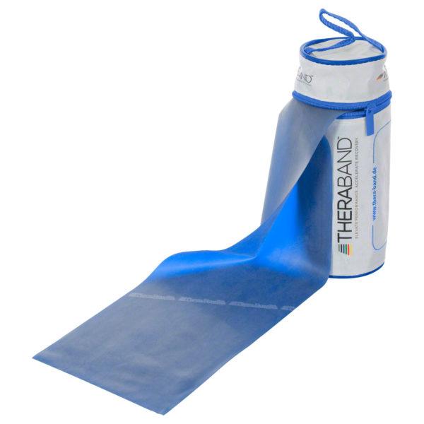Übungsband blau, extra stark, TheraBand, elastico esercizi
