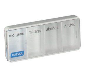 Tablettendose, Dispenser pastiglie, grande, groß