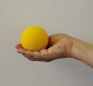 handgymnastikball, handgymnastik, pallina, allenamento mano, Russka