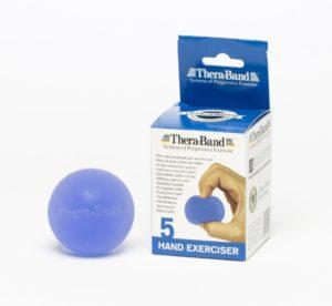 Thera-Band, Handtrainer, hand exercizer, pallina, allenamento mano