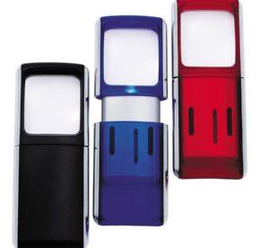 LED-Leuchtlupe, lente d'ingrandimento con luce LED, WEDO