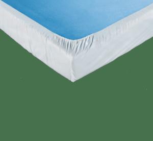 Spannbetttuch PVC, salvamaterasso con angoli in PVC, Suprima, Inkontinenz, Pflege, incontinenza, homecare