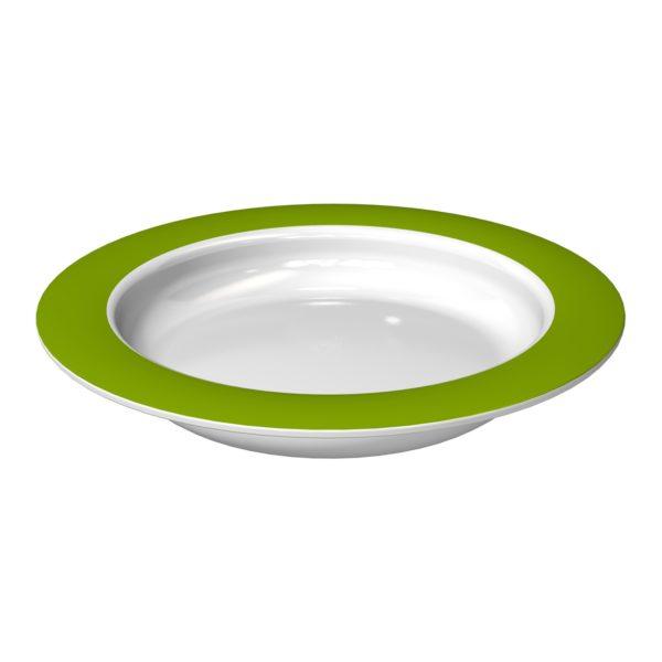 Teller, Kipp-Trick, Ornamin, piatto