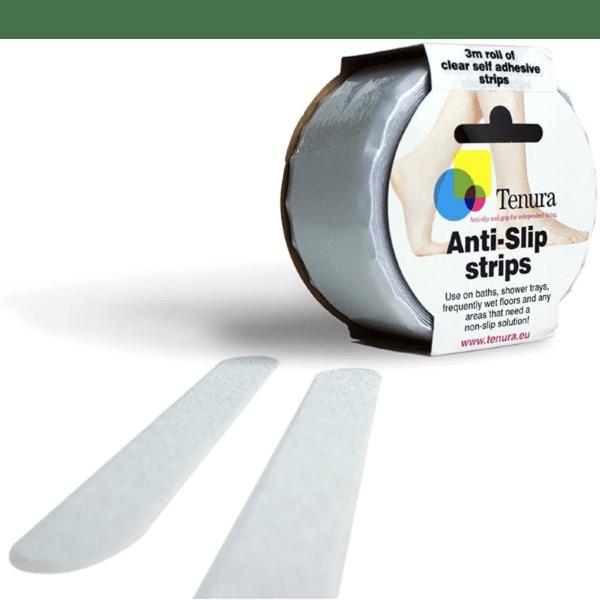 Anitrutsch-Streifen Badezimmer, strisce antiscivolo, Rehaforum
